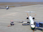 rjnsphotoclub-No.07さんが、中部国際空港で撮影したエバー航空 MD-90-30の航空フォト(写真)