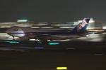 dianaさんが、福岡空港で撮影した全日空 747-481(D)の航空フォト(写真)