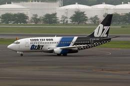 ヨルダンさんが、成田国際空港で撮影したオズジェット 737-229/Advの航空フォト(飛行機 写真・画像)