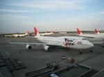 westtowerさんが、成田国際空港で撮影した日本航空 747-446の航空フォト(写真)