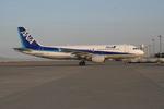 meijeanさんが、中部国際空港で撮影した全日空 A320-214の航空フォト(写真)