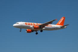 航空フォト:G-EZTT イージージェット A320