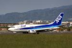T.Sazenさんが、伊丹空港で撮影したエアーネクスト 737-5Y0の航空フォト(飛行機 写真・画像)