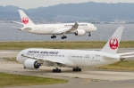 うえぽんさんが、関西国際空港で撮影した日本航空 787-8 Dreamlinerの航空フォト(写真)