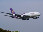 NOCKsさんが、成田国際空港で撮影したタイ国際航空 A380-841の航空フォト(飛行機 写真・画像)