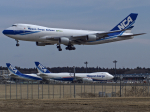 NOCKsさんが、成田国際空港で撮影した日本貨物航空 747-4KZF/SCDの航空フォト(飛行機 写真・画像)