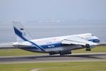 Kuuさんが、中部国際空港で撮影したヴォルガ・ドニエプル航空 An-124-100 Ruslanの航空フォト(飛行機 写真・画像)