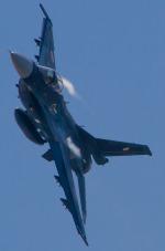 カヤノユウイチさんが、米子空港で撮影した航空自衛隊 F-2Aの航空フォト(写真)