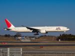 NOCKsさんが、成田国際空港で撮影した日本航空 777-346/ERの航空フォト(飛行機 写真・画像)