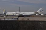 RUSSIANSKIさんが、成田国際空港で撮影したアントノフ・エアラインズ An-225 Mriyaの航空フォト(写真)