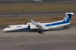 Scotchさんが、中部国際空港で撮影したANAウイングス DHC-8-402Q Dash 8の航空フォト(飛行機 写真・画像)