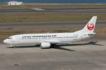 Scotchさんが、中部国際空港で撮影した日本トランスオーシャン航空 737-446の航空フォト(写真)