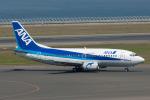 Scotchさんが、中部国際空港で撮影したANAウイングス 737-54Kの航空フォト(写真)