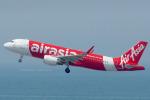 Scotchさんが、中部国際空港で撮影したエアアジア・ジャパン(〜2013) A320-216の航空フォト(写真)