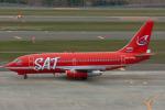 Scotchさんが、新千歳空港で撮影したサハリン航空 737-2J8/Advの航空フォト(写真)