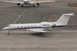 Scotchさんが、新千歳空港で撮影したPrivate G-IV Gulfstream IV-SPの航空フォト(写真)