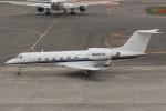 Scotchさんが、新千歳空港で撮影したPrivate G-IV Gulfstream IV-SPの航空フォト(飛行機 写真・画像)