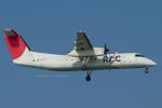 Scotchさんが、那覇空港で撮影した琉球エアーコミューター DHC-8-314 Dash 8の航空フォト(飛行機 写真・画像)