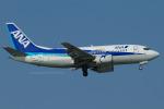 Scotchさんが、那覇空港で撮影したANAウイングス 737-5L9の航空フォト(写真)