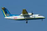 Scotchさんが、那覇空港で撮影した琉球エアーコミューター DHC-8-103 Dash 8の航空フォト(飛行機 写真・画像)