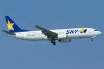 Scotchさんが、那覇空港で撮影したスカイマーク 737-86Nの航空フォト(飛行機 写真・画像)