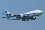 Scotchさんが、那覇空港で撮影した全日空 747-481(D)の航空フォト(写真)
