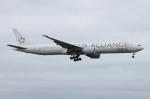SKYLINEさんが、成田国際空港で撮影したシンガポール航空 777-312/ERの航空フォト(飛行機 写真・画像)