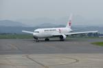 xxxxxzさんが、静岡空港で撮影した日本航空 767-346/ERの航空フォト(飛行機 写真・画像)