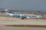 たろさんが、関西国際空港で撮影したフィンエアー A330-302Xの航空フォト(写真)