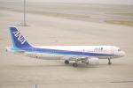 ToriMARUさんが、中部国際空港で撮影した全日空 A320-214の航空フォト(写真)
