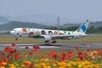 qooさんが、高松空港で撮影した全日空 767-381の航空フォト(写真)