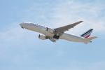 たろさんが、関西国際空港で撮影したエールフランス航空 777-228/ERの航空フォト(写真)