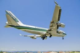 larchさんが、横田基地で撮影したエバーグリーン航空 747-446(BCF)の航空フォト(写真)
