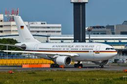パンダさんが、成田国際空港で撮影したドイツ空軍 A310-304の航空フォト(飛行機 写真・画像)