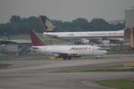 meijeanさんが、シンガポール・チャンギ国際空港で撮影したメガンタラ・エア 737-209/Adv(F)の航空フォト(写真)