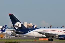 aMigOさんが、成田国際空港で撮影したアエロメヒコ航空 767-25D/ERの航空フォト(飛行機 写真・画像)
