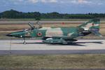 Scotchさんが、茨城空港で撮影した航空自衛隊 RF-4E Phantom IIの航空フォト(写真)