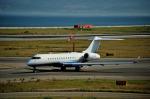T.Sazenさんが、関西国際空港で撮影した-- BD-700-1A10 Global Expressの航空フォト(飛行機 写真・画像)