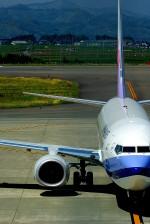 rjnsphotoclub-No.07さんが、静岡空港で撮影したチャイナエアライン 737-8Q8の航空フォト(飛行機 写真・画像)
