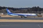aMigOさんが、成田国際空港で撮影した全日空 767-381/ERの航空フォト(写真)