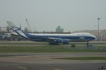 しんさんが、香港国際空港で撮影したエアブリッジ・カーゴ・エアラインズ 747-8HVFの航空フォト(写真)