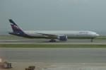 しんさんが、香港国際空港で撮影したアエロフロート・ロシア航空 777-3M0/ERの航空フォト(写真)