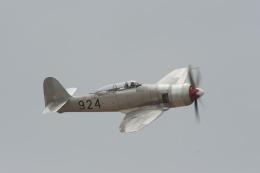 eagletさんが、チノ空港で撮影したprivate Sea Fury FB.11の航空フォト(飛行機 写真・画像)