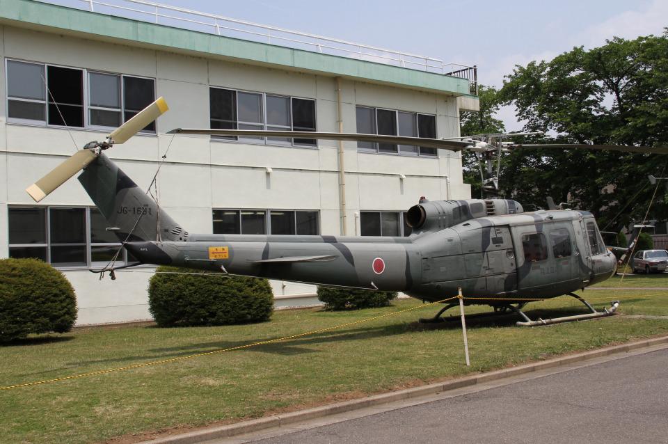 りんたろうさんの陸上自衛隊 Fuji UH-1H (41681) 航空フォト
