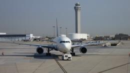 北枝 輝造さんが、ソルトレークシティ国際空港で撮影したデルタ航空 767-332の航空フォト(飛行機 写真・画像)