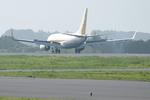 Severemanさんが、静岡空港で撮影した全日空 737-781の航空フォト(写真)