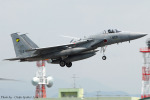 Chofu Spotter Ariaさんが、静浜飛行場で撮影した航空自衛隊 F-15J Eagleの航空フォト(飛行機 写真・画像)