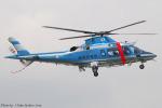 Chofu Spotter Ariaさんが、静浜飛行場で撮影した静岡県警察 A109E Powerの航空フォト(飛行機 写真・画像)