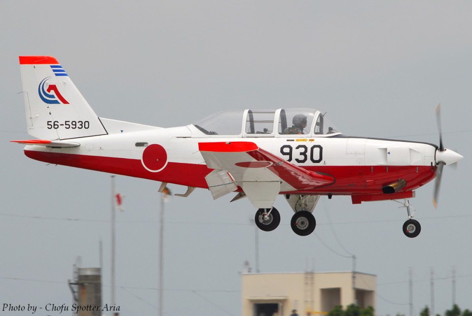 Chofu Spotter Ariaさんの航空自衛隊 Fuji T-7 (56-5930) 航空フォト