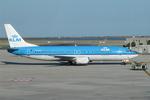 xxxxxzさんが、ヴェネツィア マルコ・ポーロ国際空港で撮影したKLMオランダ航空 737-406の航空フォト(飛行機 写真・画像)